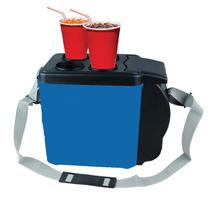 Mini Refrigerador Hielera Frigobar Portatil Para Auto