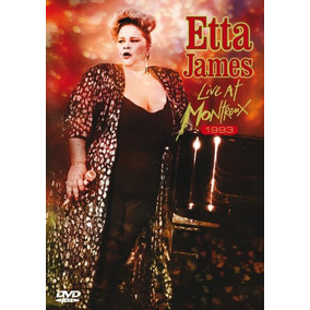 Etta James - Live At Montreux 1993 - Dvd