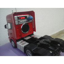 Mjni Caminhão Truck Mp3 Controle