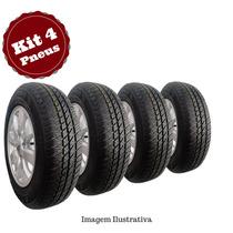 Kit 4 Pneu 175/70 R14 Remold Pirelli Gw Tyre 5 Anos Garantia