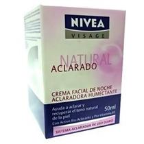 Crema Nivea Aclarado Natural Noche 50ml