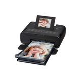 Impresora Para Fotos De 15x10 Canon Selphy Cp1200 Wifi Negro