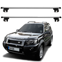 Rack Travessa Teto Aluminio Land Rover Freelander Ii Suv