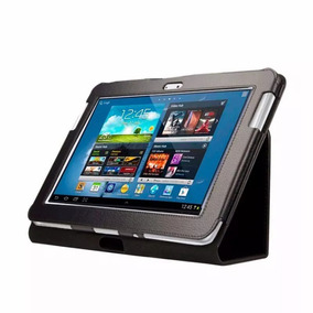 Capa Case Couro Para Tablet Samsung Galaxy Note 10.1 P5100