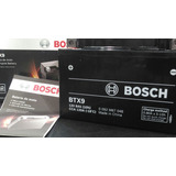 Bateria Original Bosch Ytx9bs Kawasaki Zx9 Ninja Zx9r 98/99
