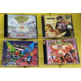 Green Day Mamonas Assassinas E Blink 182 Cd Música (leia)