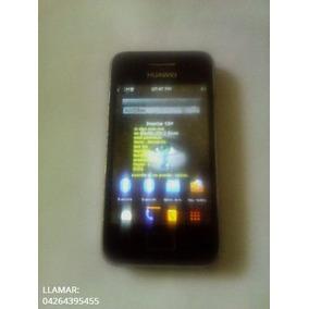 Huawei G7300 Movilnet Tactil Malo