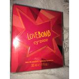 Loción Love Bomb