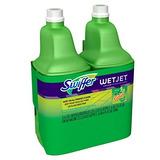 Swiffer Wet Jet Spray De Limpieza De Piso Limpiador Líquido