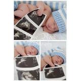 Gorro Touca Elfo Bebê Fotografia Newborn Menino Menina
