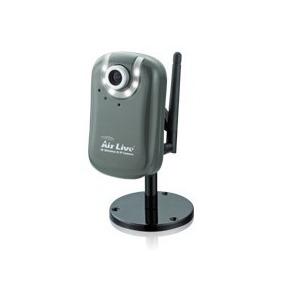Camera Ip Wireless Air Live Wl-2000cam Dual Stream