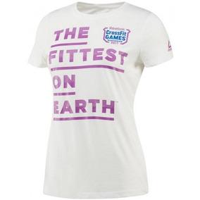 8d90894bf8357 Reebok Crossfit Roupas - Camisetas e Blusas no Mercado Livre Brasil