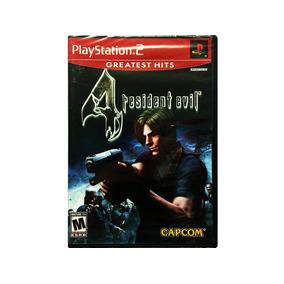 Resident Evil 4 Nuevo Ps2 - Playstation 2