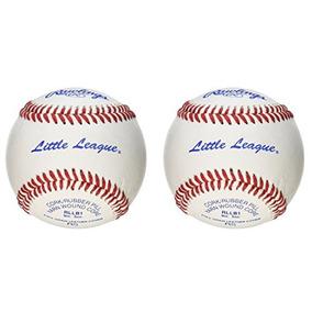 Rawlings Sport Goods Rllb1 Base De Béisbol Oficial De La Li
