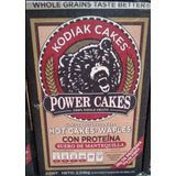 2 Harinas Power Kodiak Cake Hot Cake 28gr Proteina 2k C/u
