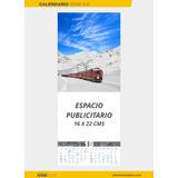Calendario 2018 De Pared Con Varilla Serie 24v 24x45