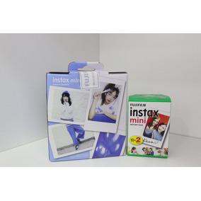 Câmera Fujifilm Instax Mini 9 Com 20 Fotos Pronto Entrega