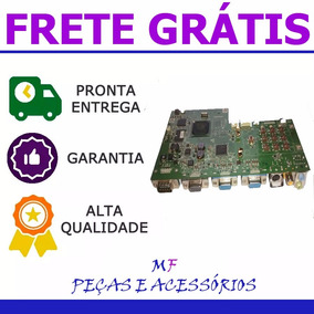 Placa Principal Original Projetor Benq Mp515