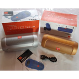 Bocina Charge 2+ Bluetooth Ext Contra Agua Envio Gratis