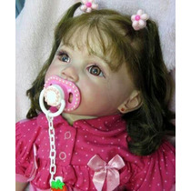 Bebê Reborn Molde Fridolin (fotos Reais)
