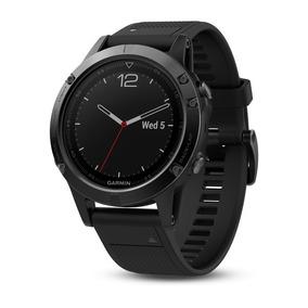 Garmin Fenix 5 Sapphire Black Reloj Gps Multideportivo