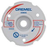 Dremel Dsm600-rw Disco Carburo Corte Multiuso