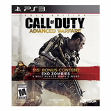 Juego Ps3: Call Of Duty: Advanced Warfare Gold Edition