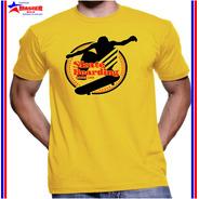 Camisa Camiseta Esporte Aventura Radical Skateboard Radicais