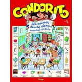 Condorito Mi Primer Dia De Clases (español - Ingles)