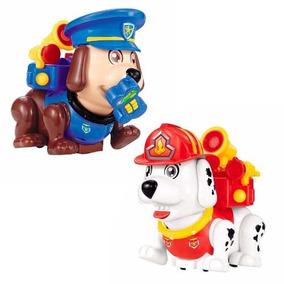 Mi Perro Guardian Sim Paw Patrol Policia/bombero R/c Sonidos