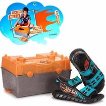 Sandália Infantil Hot Wheels - Com Lançador De Carrinhos