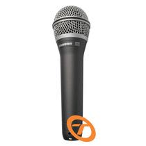 Microfone Samson Vocal Q7 Suporte+case+frete Grátis Q 7