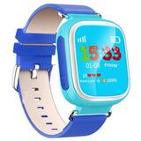 Reloj Smart Niño Telefono Gps Posicionamiento Sos Rastreador