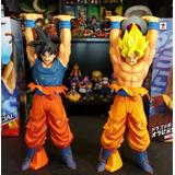 Dragon Ball Z Goku Genkidama 25 Cm. Vegeta Gohan