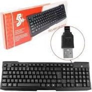 Teclado Usb Office 015-0041 Sca Preto
