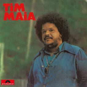 Lp Tim Maia - 1973 | Novo - Lacrado - Vinil 180 Gramas