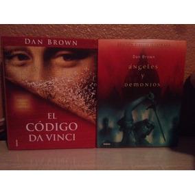 Libros El Código Da Vinci / Ángeles Y Demonios