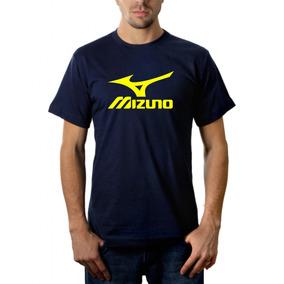 Camisetas - Mizuno - Estampa Personalizada - T-shirt