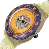 Reloj Swatch Scuba Hyppocampus Sdk103