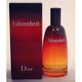 Perfume Christian Dior Fahrenheit 100 Ml Hombre Original