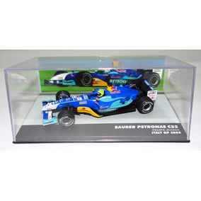 Miatura Sauber Petronas C23 - 2004 Felipe Massa 1/43 Ed. 16
