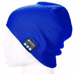 Gorro Vía Bluetooth Con Micrófono Y Audífonos - Manos Libres