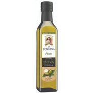 Aceite Oliva Virgen Extra La Toscana Saborizado Pesto 250 Ml