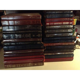 714 Lote 28 Livros Literatura Abril Cultural Capa Dura