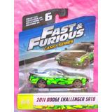 Carro 2011 Dodge Challenger Srt8 De Rapidos Y Furiosos