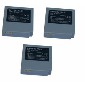 Kit 3 Baterias Ia-bp85st Para Cámara Digital Samsung