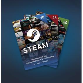 Steam Cards Juegos Originales