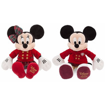 Mickey Minnie Mouse Disney Store 40cm Edition Holliday 2016