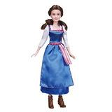 Belleza De Disney Y El Vestido De La Aldea De La Bestia...