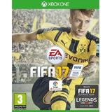 Fifa 17 Xbox One Codigo